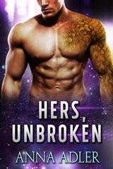 Hers, Unbroken cover